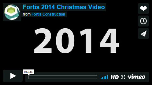 2014 Year-in-Review / Christmas Video