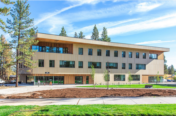 OSU-Cascades Tykeson Hall Celebrates Grand Opening