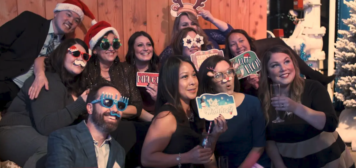 2018 Fortis Construction Christmas Party Highlight Video